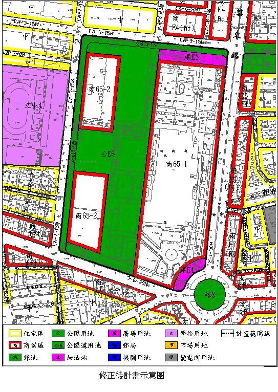 東區南紡變更案取得地方共識   獲市都委會審議通過  0