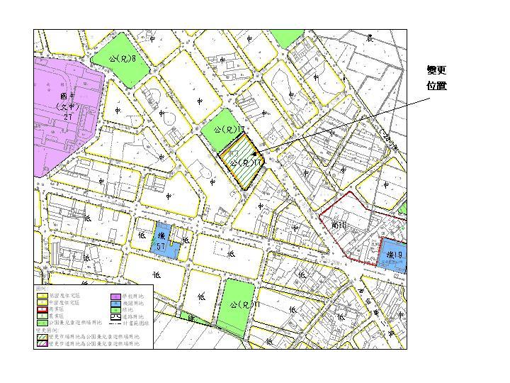 安南區消防分隊用地變更案經本市都委會審議通過  0