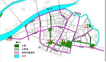 北區親水綠廊交會系統規劃完成  0