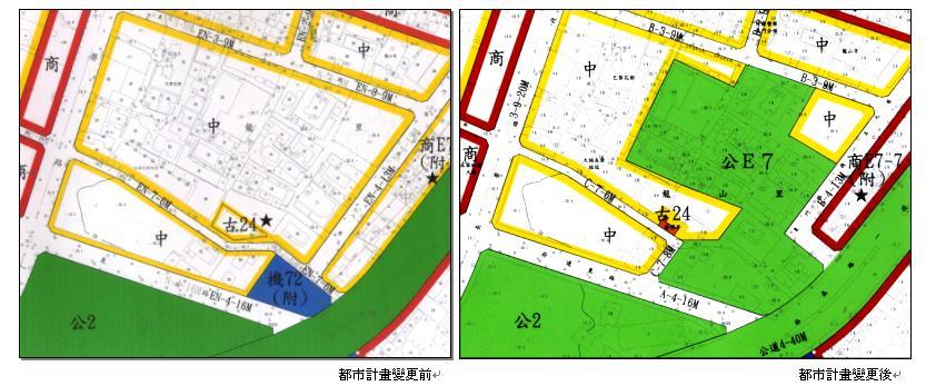 原台南州立農事試驗場宿舍群已完成都市計畫變更,劃設公園用地  0