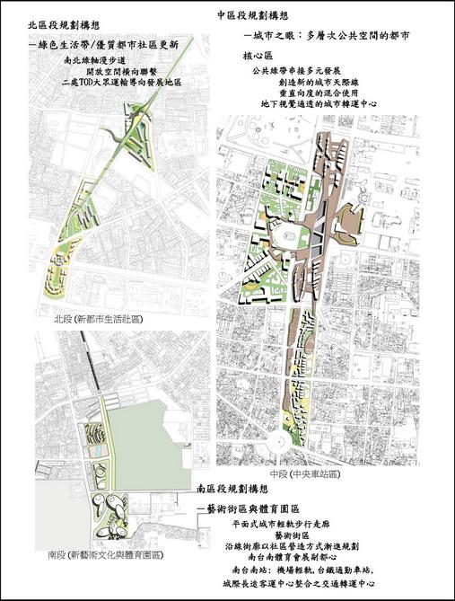 都市縫合計畫草案出爐,公開徵求願景創意  0