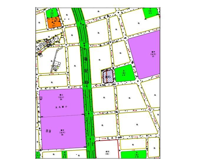 配合北區「公園派出所」用地取得辦理都市計畫變更。  0