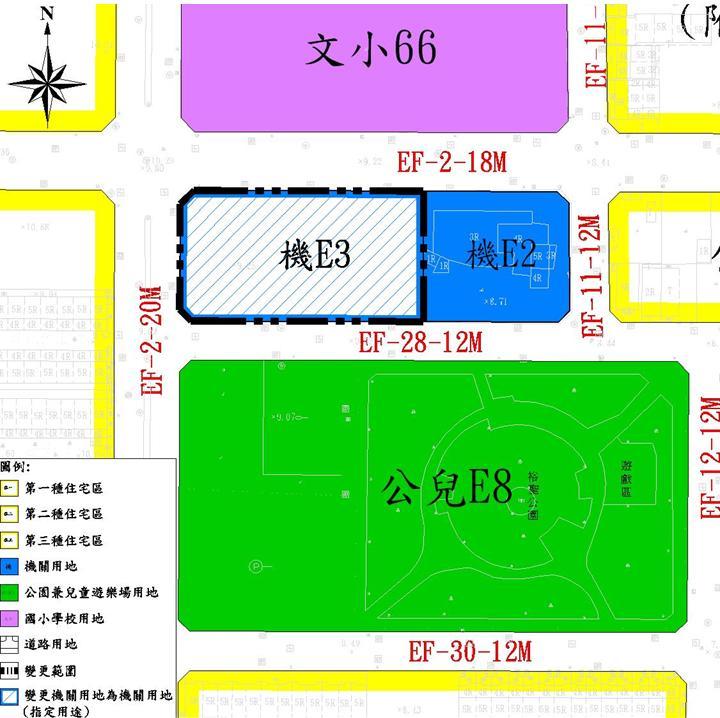 臺南市立圖書館東區第二分館都市計畫變更案經本市都委會審議通過,期發揮多元社教功能、提升閱聽品質,使書香滿府城  0