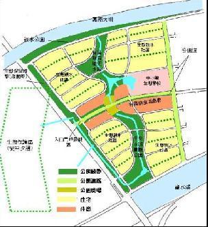 「變更臺南市北區都市計畫(主要計畫)通盤檢討」案  1
