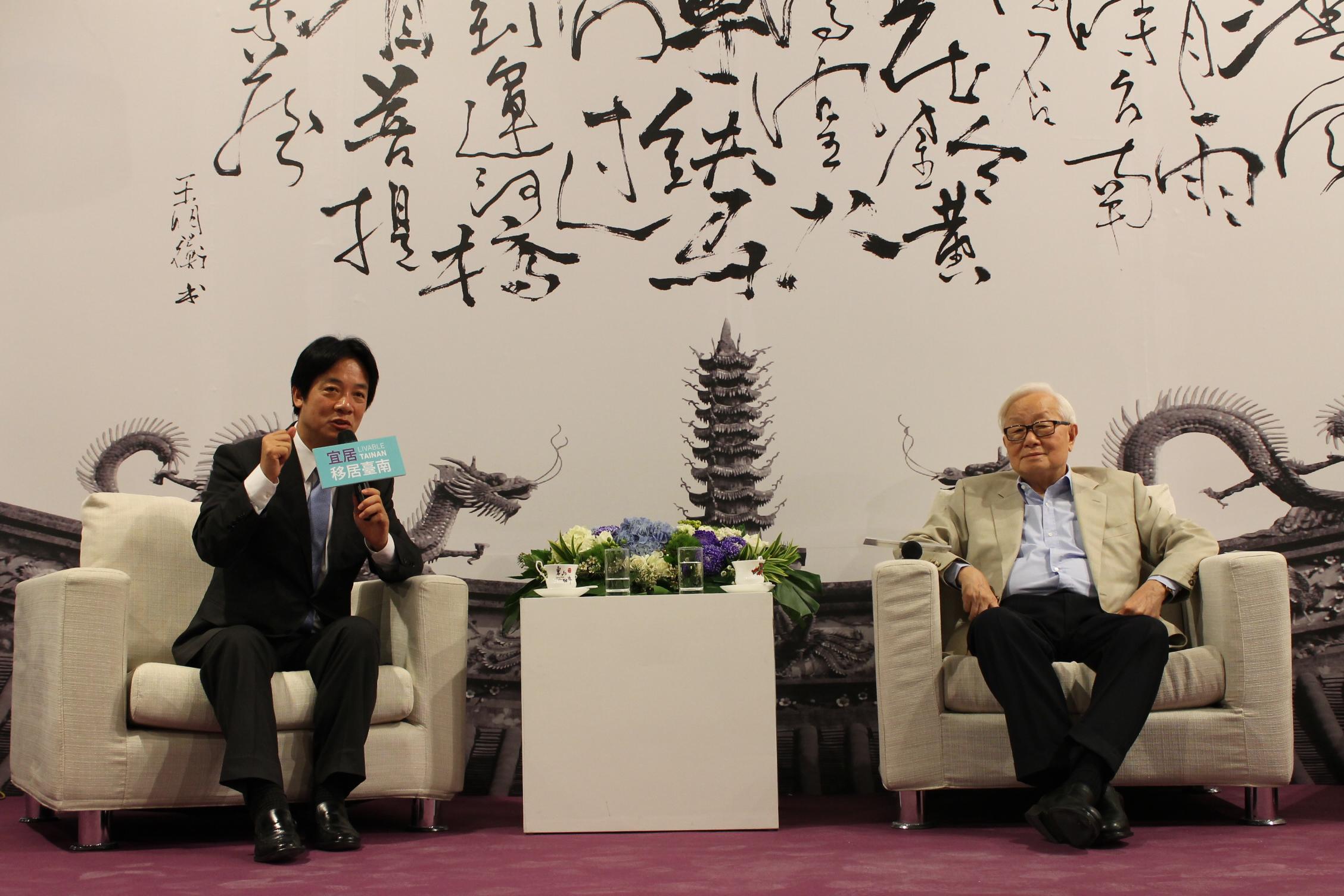 「宜居‧移居臺南博覽會」開幕式結合科技人與文化人,創造新都市宣傳典範  0