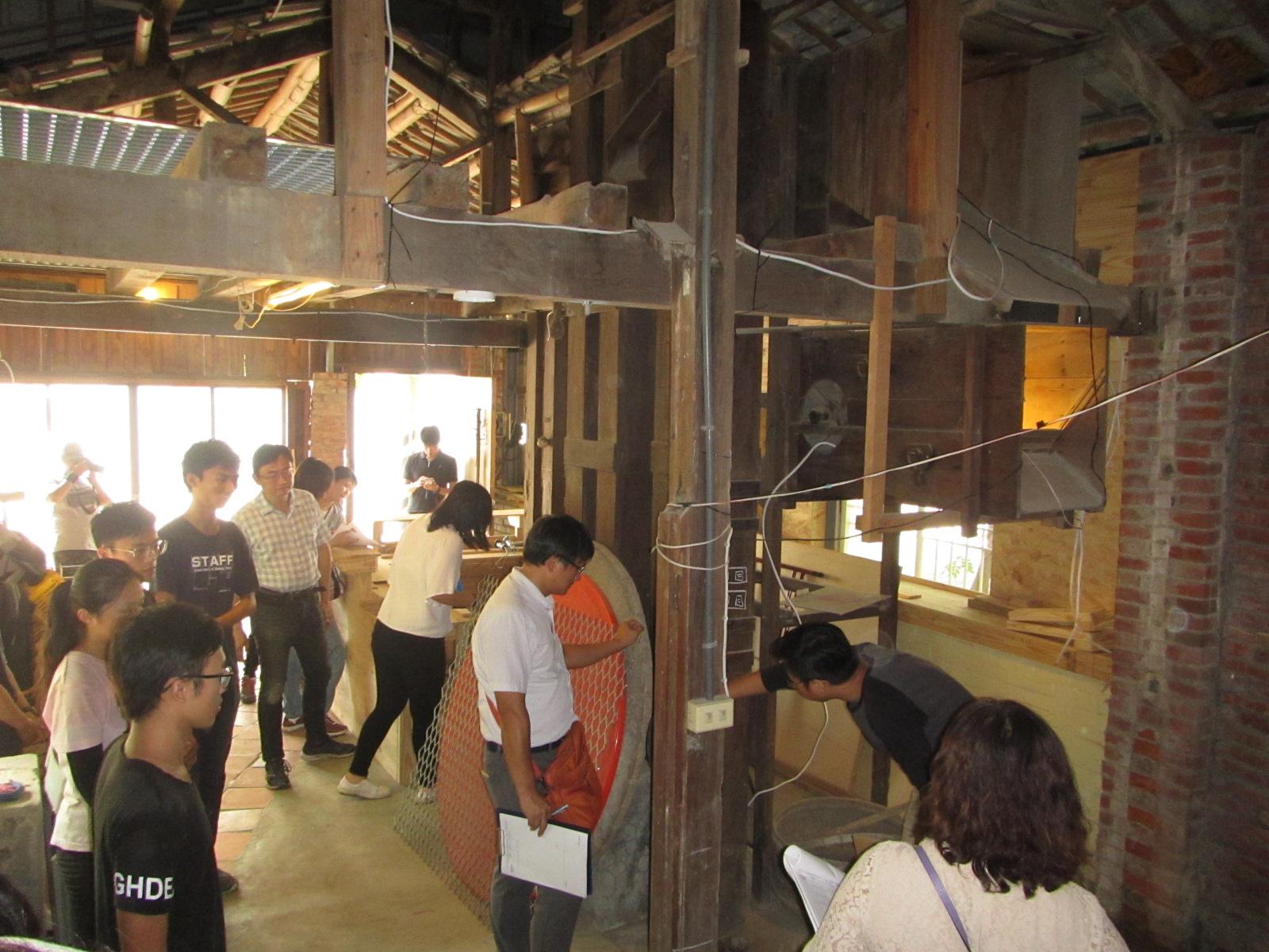 官田藝農學堂藝術青年常年駐守大崎 嘗試打造村落遊戲島