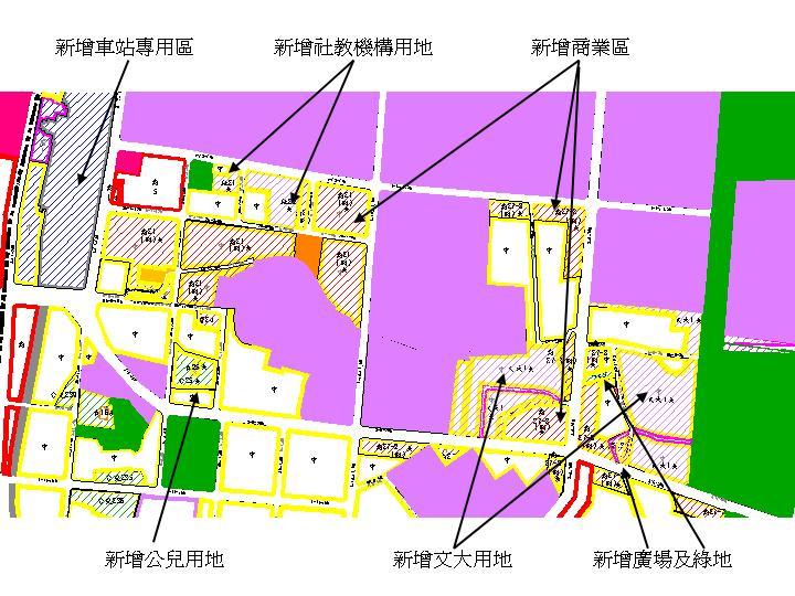 第246次市都委會會後成果發布系列報導之三—東區細部計畫通盤檢討大學城規劃  0
