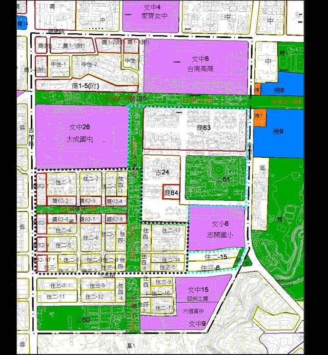 「變更台南市主要計畫(黃金海岸地區)案」及「擬定台南市南區細部計畫(黃金海岸地區)案」市都委會審議通過  0