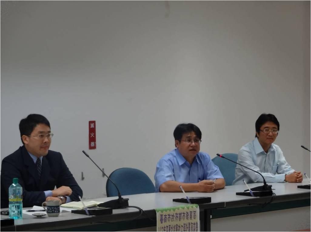 【型塑廉政文化、促進廉能政治】-臺南市政府都市發展局103年基層扎根廉 政工程座談會  3