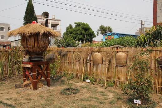 後壁侯伯社區之「懷舊農村文具展覽」