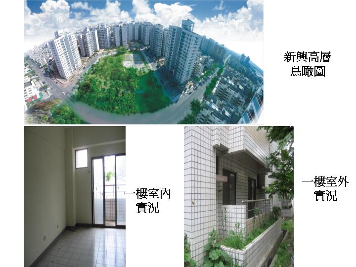 新興高層一樓(標售住宅)銷售創佳績、投資賺錢好時機  0