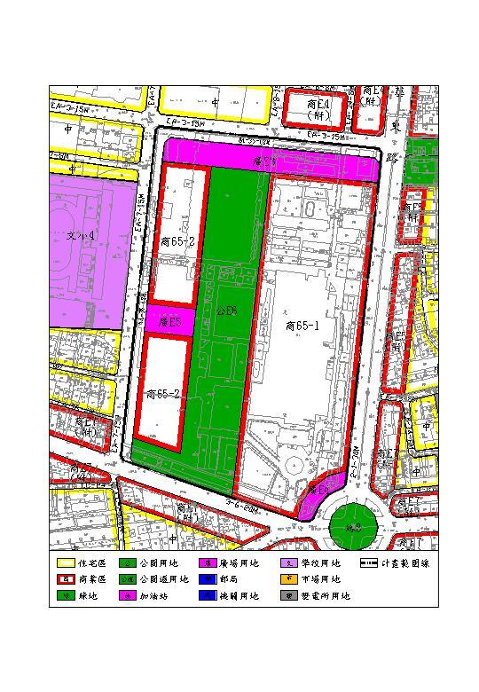 本市東區南紡工業區變更案獲市都委會審議通過  0