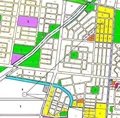 安平新市區細部計畫-南區部分重劃限制解除了囉!
