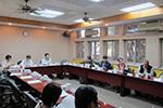 舉辦專家學者座談會,聽取專業意見-「擬定臺南市區域計畫案」