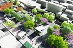 海安路暨中正路區域景觀改造完成規劃設計,即將進行施工