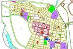公開展覽學甲都市計畫重製圖